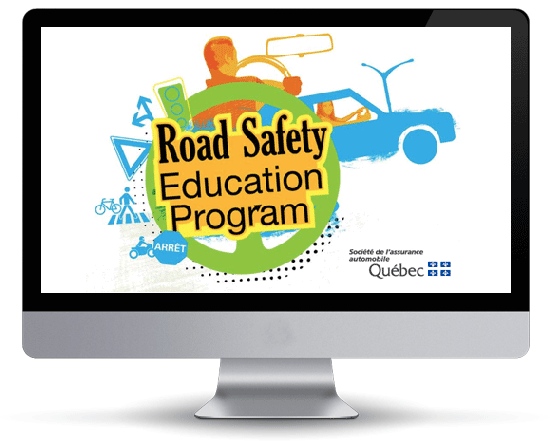SAAQ Road Safety Program theory classes at Wendys Driving School - Pointe-Claire, Kirkland and Île-Perrot